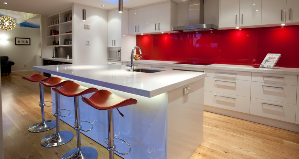 Kitchen inspiration k c building services for Diy kitchen units south africa
